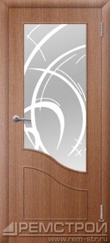межкомнатные двери, Ремстрой, двери Пенза, двери Заречный, экошпон , модель Шарм, лён, каталог San Remo, со стеклом, с рисунком, с фьюзингом, глухая, комплект, дверное полотно, коробка, наличник, добор, притворная планка, монтаж, установка, производство, от производителя, фурнитура, ручки, петли, защелки, двери купе.