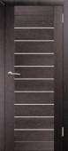 межкомнатные двери, Ремстрой, двери Пенза, двери Заречный, экошпон , модель Твист2, венге, каталог San Remo, со стеклом, с рисунком, с фьюзингом, глухая, комплект, дверное полотно, коробка, наличник, добор, притворная планка, монтаж, установка, производство, от производителя, фурнитура, ручки, петли, защелки, двери купе.