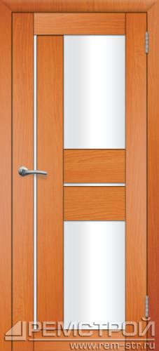 межкомнатные двери, Ремстрой, двери Пенза, двери Заречный, экошпон , модель Твист3, вишня форема, каталог San Remo, со стеклом, с рисунком, с фьюзингом, глухая, комплект, дверное полотно, коробка, наличник, добор, притворная планка, монтаж, установка, производство, от производителя, фурнитура, ручки, петли, защелки, двери купе.
