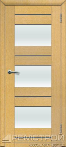 межкомнатные двери, Ремстрой, двери Пенза, двери Заречный, экошпон , модель Твист6, бук, каталог San Remo, со стеклом, с рисунком, с фьюзингом, глухая, комплект, дверное полотно, коробка, наличник, добор, притворная планка, монтаж, установка, производство, от производителя, фурнитура, ручки, петли, защелки, двери купе.