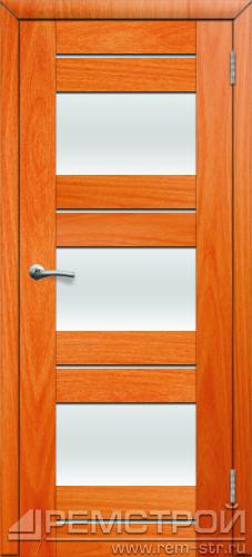 межкомнатные двери, Ремстрой, двери Пенза, двери Заречный, экошпон , модель Твист6, орех миланский, каталог San Remo, со стеклом, с рисунком, с фьюзингом, глухая, комплект, дверное полотно, коробка, наличник, добор, притворная планка, монтаж, установка, производство, от производителя, фурнитура, ручки, петли, защелки, двери купе.